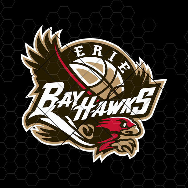 Erie BayHawks Digital Cut Files Svg, Dxf, Eps, Png, Cricut Vector, Digital Cut Files DownloadErie BayHawks Digital Cut Files Svg, Dxf, Eps, Png, Cricut Vector, Digital Cut Files Download