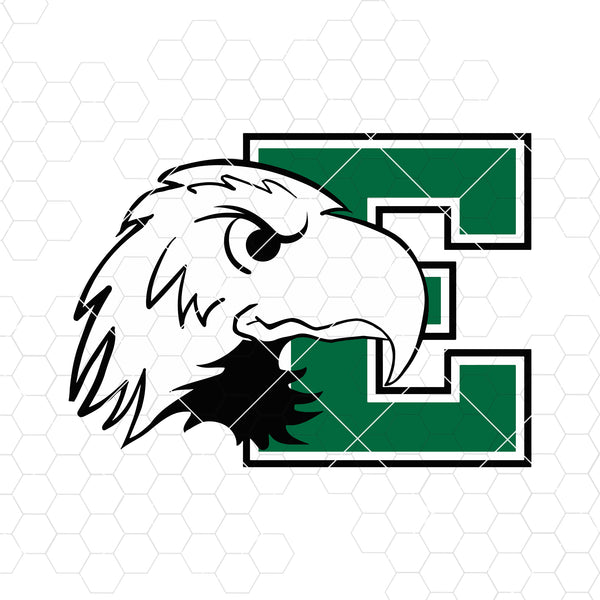 Eastern Michigan Digital Cut Files Svg, Dxf, Eps, Png, Cricut Vector, Digital Cut Files Download
