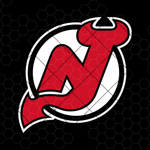 New Jersey Devils Digital Cut Files Svg, Dxf, Eps, Png, Cricut Vector, Digital Cut Files Download