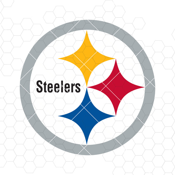 Pittsburgh Steelers Digital Cut Files Svg, Dxf, Eps, Png, Cricut Vector, Digital Cut Files Download