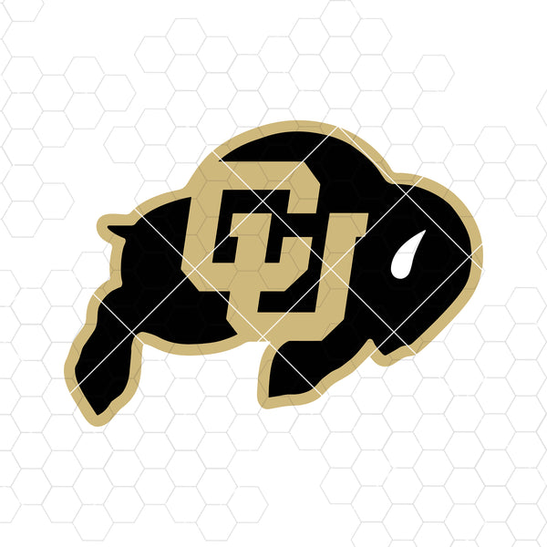 Colorado Buffaloes Digital Cut Files Svg, Dxf, Eps, Png, Cricut Vector, Digital Cut Files Download