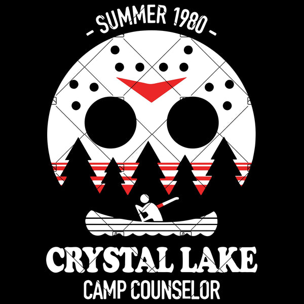 Friday 13\Jason Voorhees\Crystal Lake\Halloween svg\png