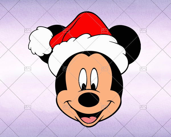 Mickey Mouse, Christmas svg 2020 - Instant Download - Doranstars