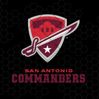 San Antonio Commanders Digital Cut Files Svg, Dxf, Eps, Png, Cricut Vector, Digital Cut Files Download
