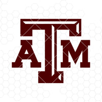 Texas A&M Digital Cut Files Svg, Dxf, Eps, Png, Cricut Vector, Digital Cut Files Download