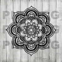 Mandala svg, Zentangle svg,File Cricut Design svg, Mandala Cut Files Digital
