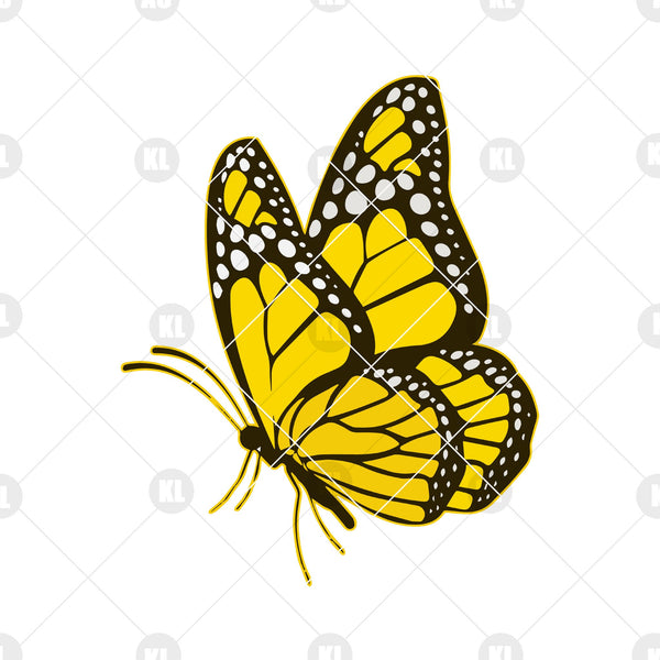 Butterfly Digital Cut Files Svg, Dxf, Eps, Png, Cricut Vector, Digital Cut Files Download
