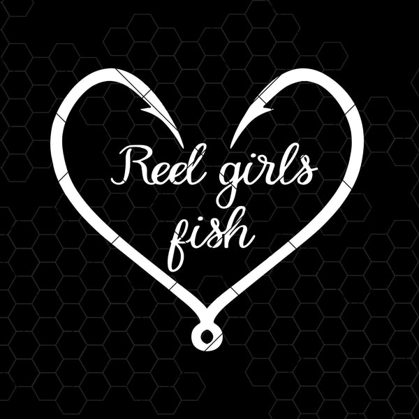 Red Girls Fish Digital Cut Files Svg, Dxf, Eps, Png, Cricut Vector, Digital Cut Files Download