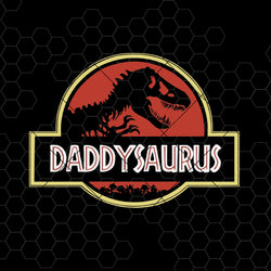 Daddysaurus Digital Cut Files Svg, Dxf, Eps, Png, Cricut Vector, Digital Cut Files Download