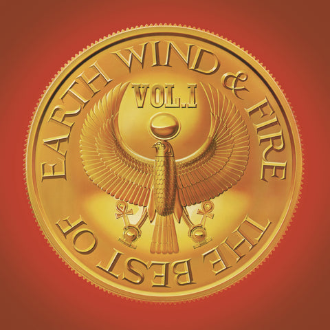 BEST OF EARTH, WIND & FIRE VOL. 1 - LP