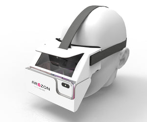 The Aryzon 3D AR Headset