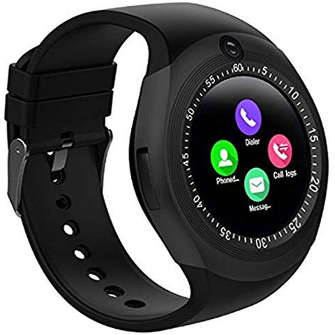 DY1s Bluetooth Smart Watch Touch Screen with Call Funtion and Multimedia Funtions