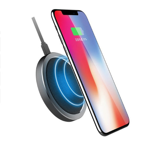ROCK W4 Dual Coil Qi Wireless Charger 10W