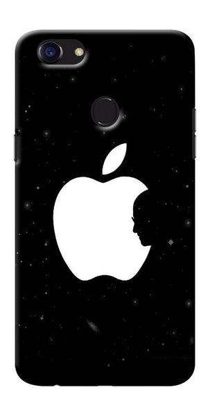 Digiprints Steve Jobs art Printed Designer Back Case Cover For Oppo F5