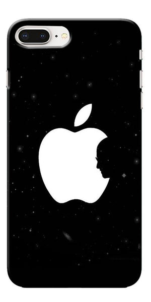 Digiprints Steve Jobs art Printed Designer Back Case Cover For Apple iPhone 8 Plus