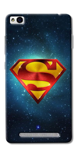 Digiprints Superman Designe Art Printed Designer Back Case Cover For Xiaomi Redmi 3S