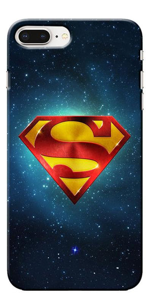 Digiprints Superman Designe Art Printed Designer Back Case Cover For Apple iPhone 8 Plus