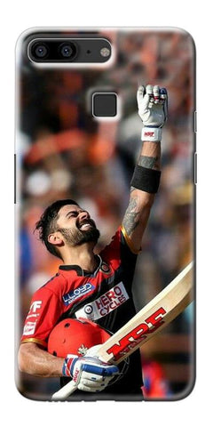 Digiprints Virat Kohli Printed Designer Back Case Cover For OnePlus 5T