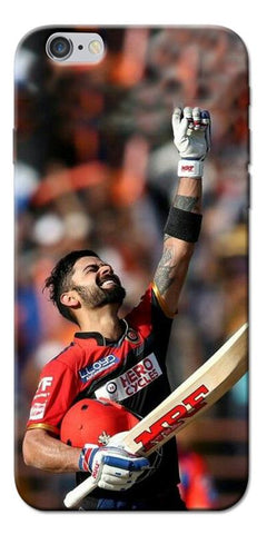 Digiprints Virat Kohli Printed Designer Back Case Cover For Apple iPhone 6s