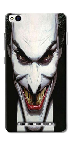 Digiprints Batman interrupts Joker Printed Designer Back Case Cover For Xiaomi Redmi 3S