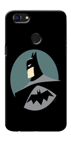 Digiprints Batman Art Printed Designer Back Case Cover For Oppo F5