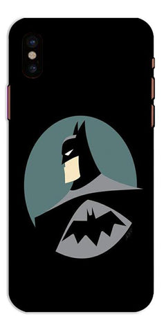 Digiprints Batman Art Printed Designer Back Case Cover For Apple iPhone X