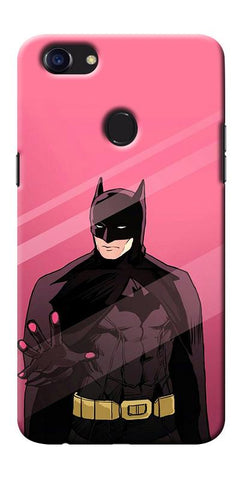 Digiprints Batman ArtDigiprints Printed Designer Back Case Cover For Oppo F5