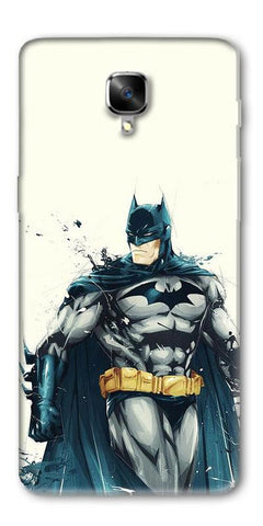 Digiprints Batman ArtPrinted Designer Back Case Cover For OnePlus 3 Printed Designer Back Case Cover For OnePlus 3