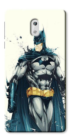 Digiprints Batman ArtPrinted Designer Back Case Cover For Nokia 3 Printed Designer Back Case Cover For Nokia 3