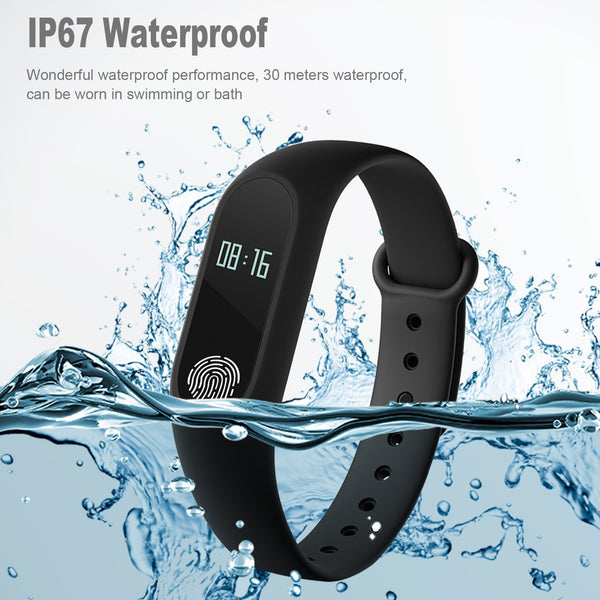 Digiprints M2 water resistant Smart Fitness Band