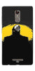 Digiprints Dark Knight Printed Back Case Cover For Gionee S6s