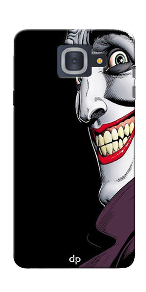 Digiprints The Joker Cartoon Printed Back Case Cover For Samsung Galaxy J7 Max