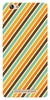 Digiprints Beautiful Geometric Patterns Back Case Cover For Gionee Marathon M5