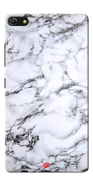 Digiprints  Marble Textured 8 Printed Case Cover For Gionee Elife S7