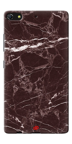 Digiprints  Marble Textured 9 Printed Case Cover For Gionee Elife S7