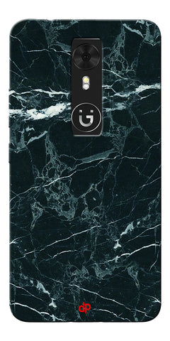 Digiprints  Marble Textured 10 Printed Case Cover For Gionee A1