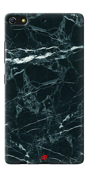 Digiprints  Marble Textured 10 Printed Case Cover For Gionee Elife S7