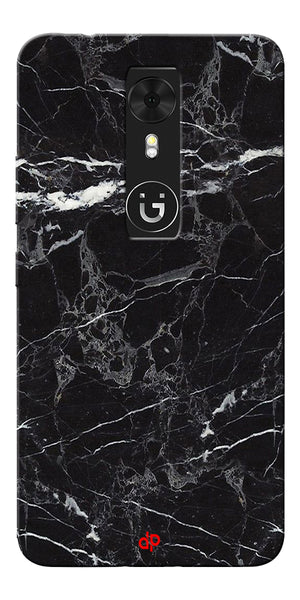 Digiprints  Marble Textured 11 Printed Case Cover For Gionee A1