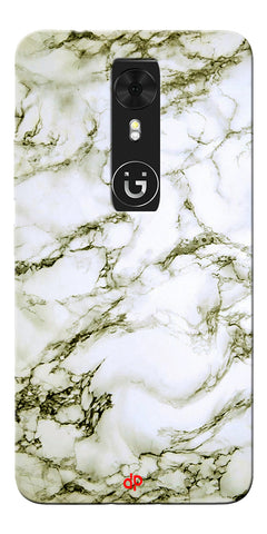 Digiprints  Marble Textured 13 Printed Case Cover For Gionee A1