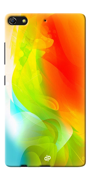 Digiprints  ColorFull Printed Designer Back Case Cover For Gionee Elife S7