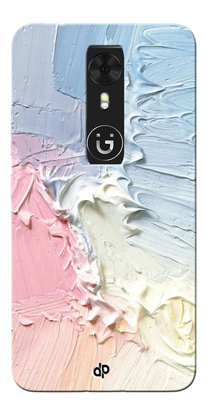 Digiprints Color Pastel Printed Designer Back Case Cover For Gionee A1
