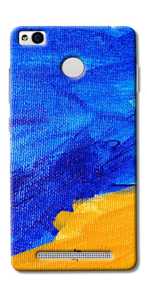 Digiprints abstract painted Printed Designer Back Case Cover For Xiaomi Redmi 3S Prime