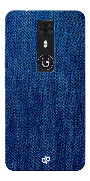 Digiprints jeans design  Printed Designer Back Case Cover For Gionee A1