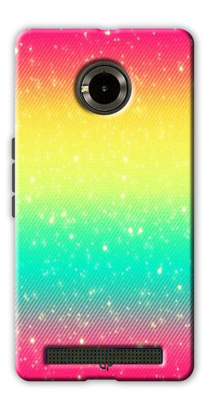 Digiprints Cute Girly Wallpapers Printed Designer Back Case Cover For Yu Yunique