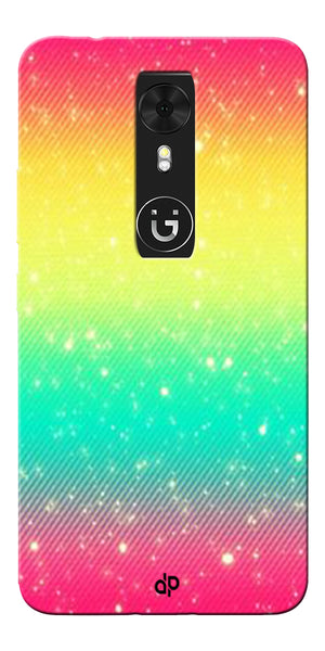 Digiprints Cute Girly Wallpapers Printed Designer Back Case Cover For Gionee A1