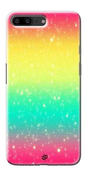 Digiprints Cute Girly Wallpapers Printed Designer Back Case Cover For OnePlus 5