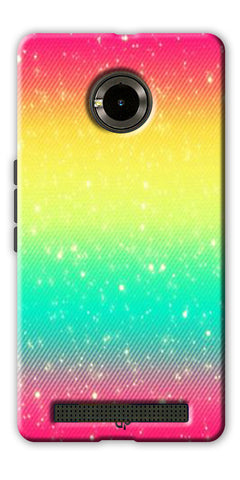 Digiprints Cute Girly Wallpapers Printed Designer Back Case Cover For Yu Yuphoria