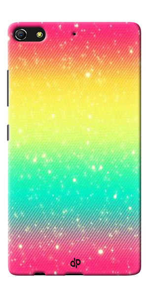 Digiprints Cute Girly Wallpapers Printed Designer Back Case Cover For Gionee Elife S7