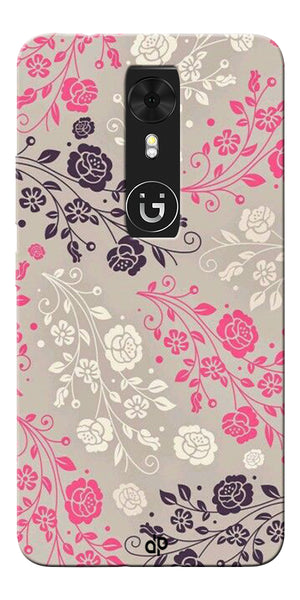 Digiprints girly wallpapers Printed Designer Back Case Cover For Gionee A1