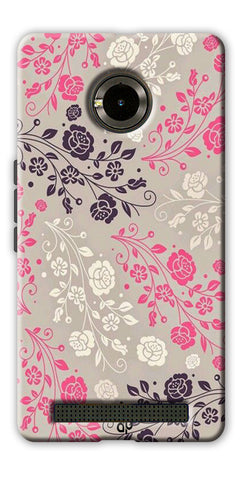 Digiprints girly wallpapers Printed Designer Back Case Cover For Yu Yunique